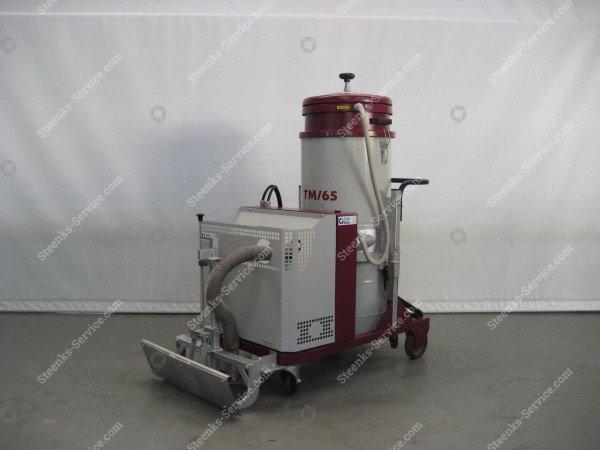 Chain-conveyor vacuum cleaner Comzu TM65