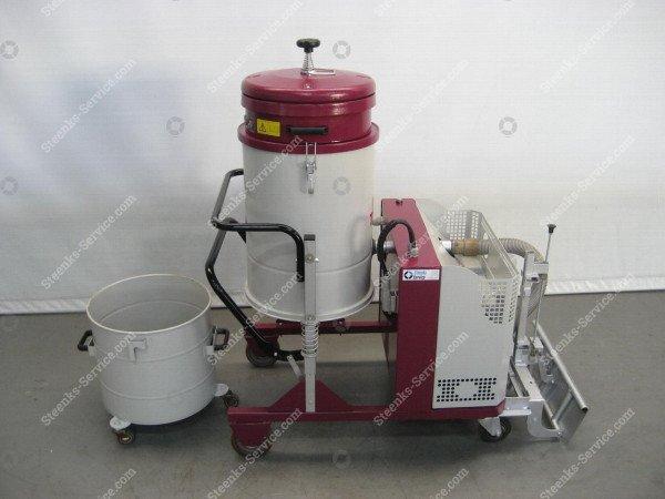 Chain-conveyor vacuum cleaner Comzu TM65   Image 4