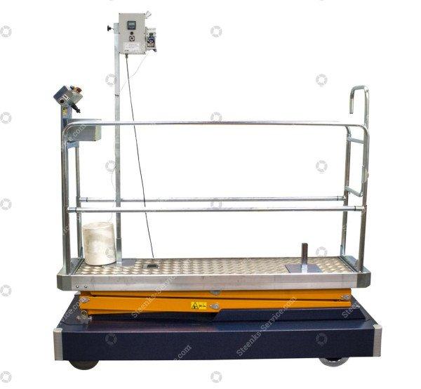 Touwautomaat (Nieuw model)   Afbeelding 2