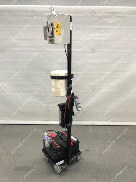 Touwautomaat Mobiel 24 Volt | Afbeelding 2