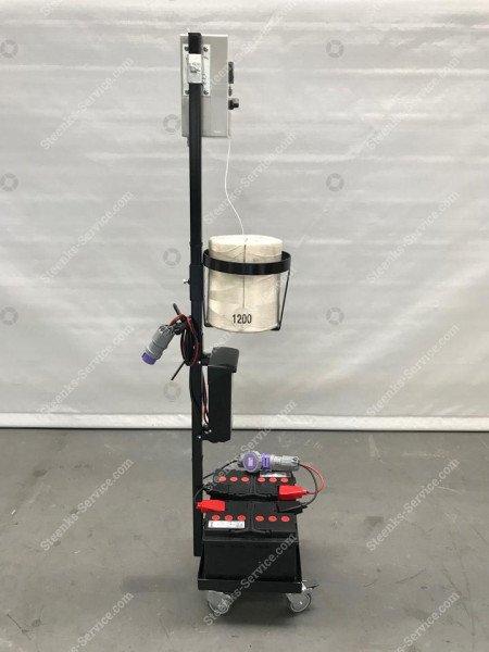 Touwautomaat Mobiel 24 Volt | Afbeelding 4