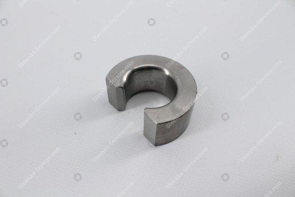 Stahlverbindung für Dreieck