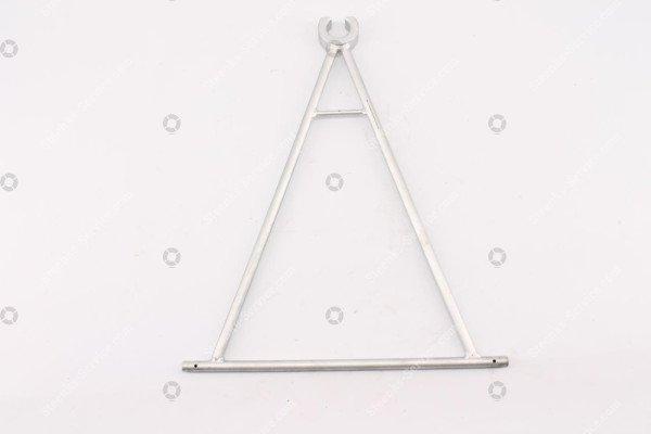 Trekhaak: Triangel 14mm model VBA