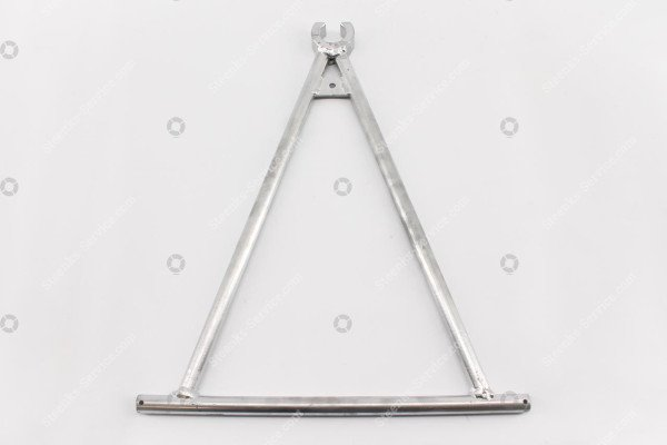 Towbar: Triangle 20mm model VBA