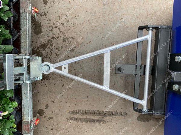 Towbar: Triangle 20mm model VBA | Image 2