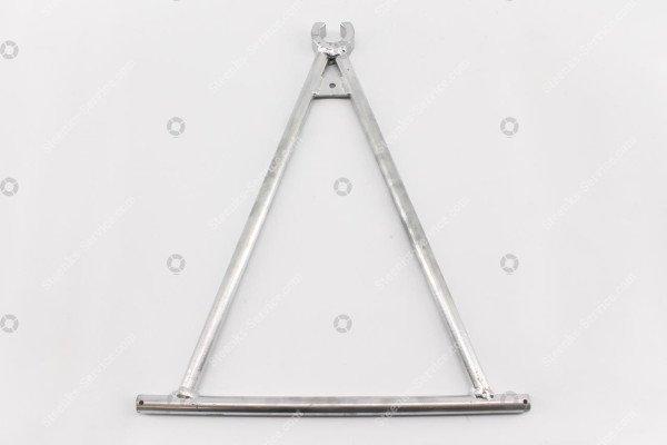 Trekhaak: Triangel 20mm model VBA