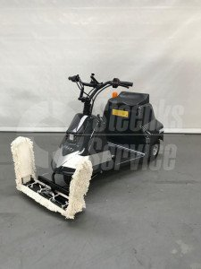 Electric Tractor Stefix Jolly