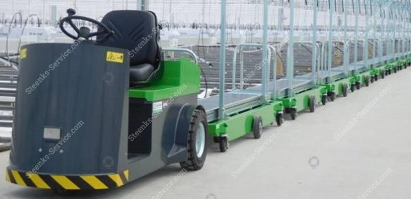 Greentrac GT5000 AGV | Afbeelding 2