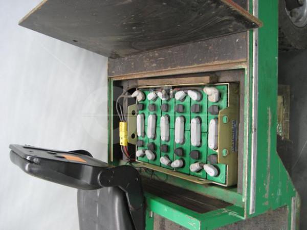 Spijkstaal platformwagen   Afbeelding 2