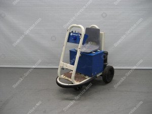 Robocar 1600 AGV tractor