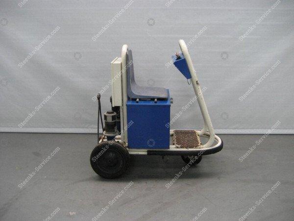 Robocar 1600 AGV trekker   Afbeelding 3