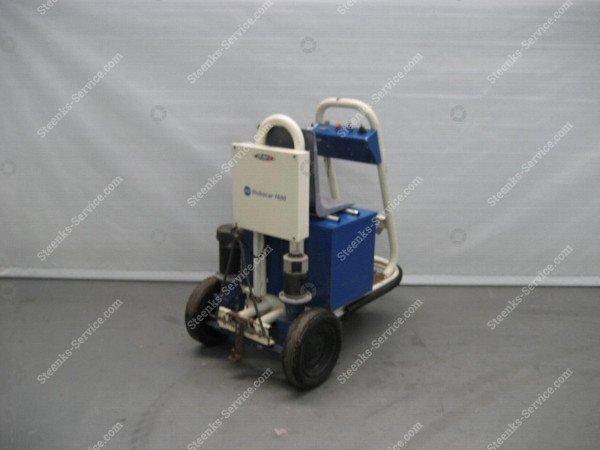 Robocar 1600 AGV trekker   Afbeelding 4