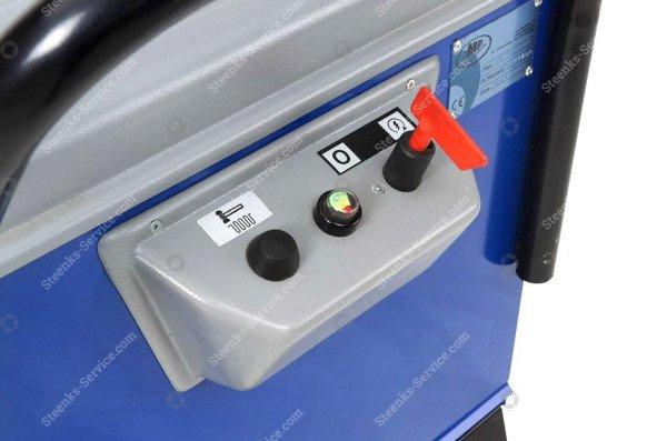Kehrsaugmaschine Stefix 50   Bild 6
