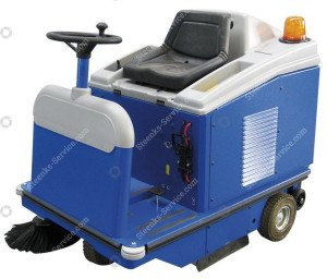 Floor sweeper Stefix 95