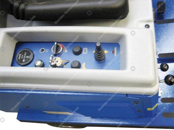 Kehrsaugmaschine Stefix 95 | Bild 5