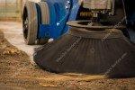 Bändchen-Gewebe Kehrmaschine Stefix 73   Bild 3