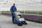 Ground cover floor sweeper Stefix 73   Image 5