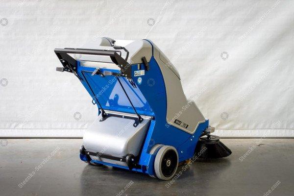Bändchen-Gewebe Kehrmaschine Stefix 73 | Bild 13