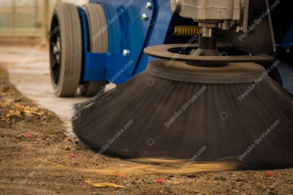 Ground cover floor sweeper Stefix 73 | Image 3