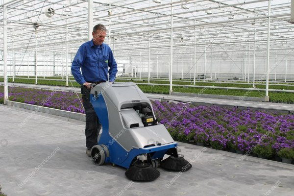 Ground cover floor sweeper Stefix 73 | Image 5
