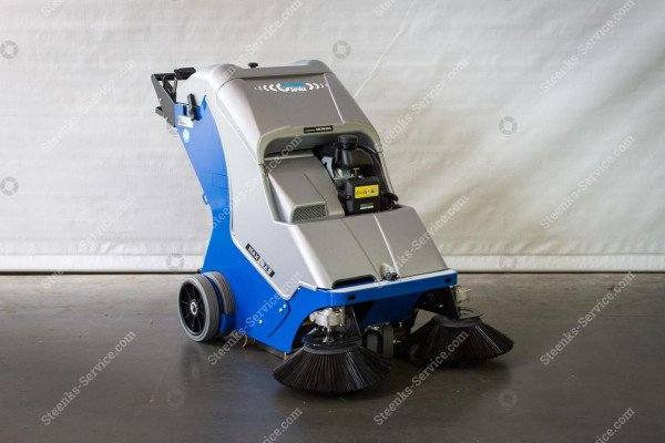 Ground cover floor sweeper Stefix 73   Image 6