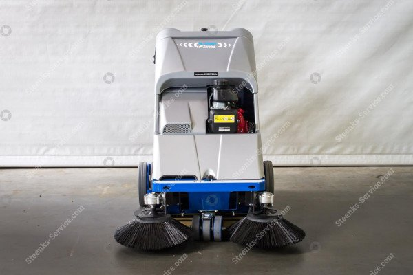 Ground cover floor sweeper Stefix 73   Image 7