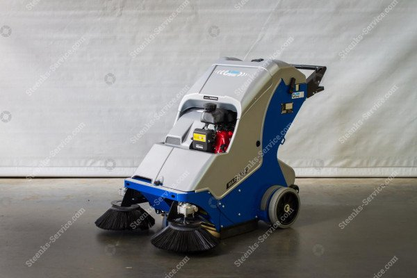 Ground cover floor sweeper Stefix 73   Image 8