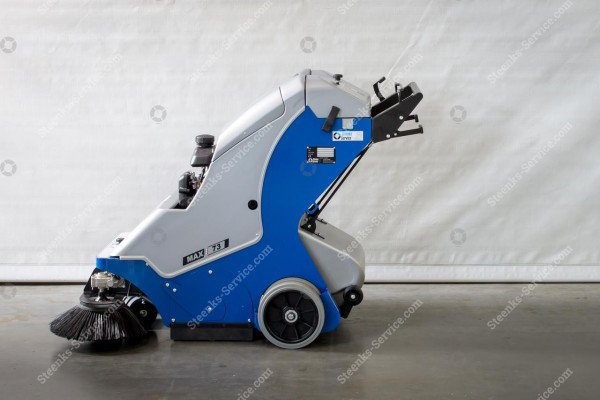 Ground cover floor sweeper Stefix 73   Image 10
