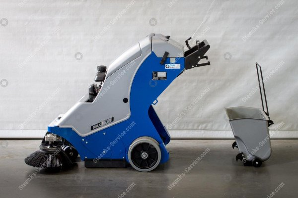 Ground cover floor sweeper Stefix 73   Image 11