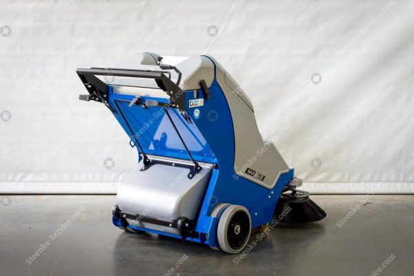 Ground cover floor sweeper Stefix 73   Image 13