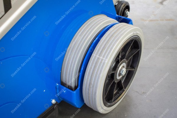 Ground cover floor sweeper Stefix 73   Image 15