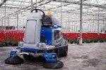 Bändchen-Gewebe Kehrmaschine Stefix 135 | Bild 13