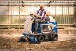 Ground cover floor sweeper Stefix 135   Image 12