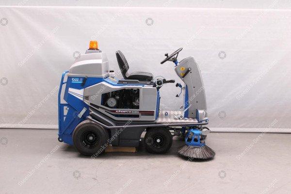 Bändchen-Gewebe Kehrmaschine Stefix 135 | Bild 5