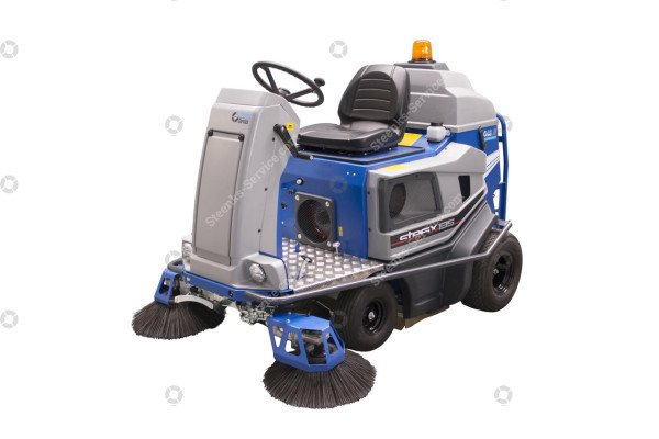 Ground cover floor sweeper Stefix 135