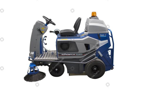 Ground cover floor sweeper Stefix 135   Image 2