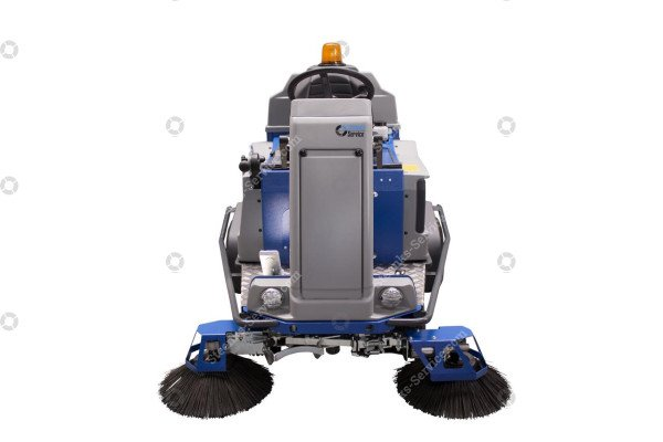 Ground cover floor sweeper Stefix 135   Image 3