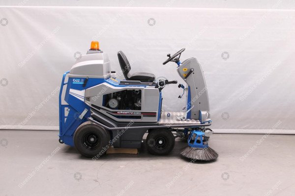 Ground cover floor sweeper Stefix 135   Image 5