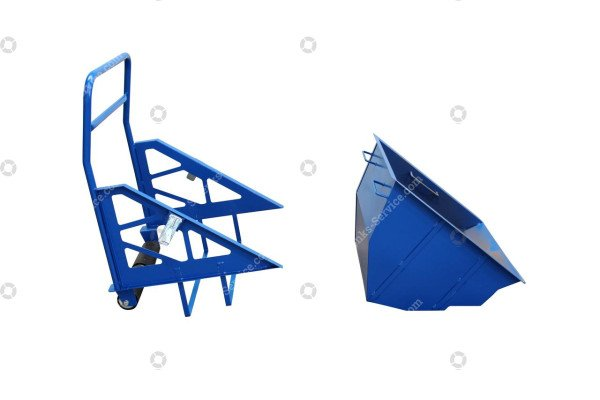 Ground cover floor sweeper Stefix 135 | Image 8