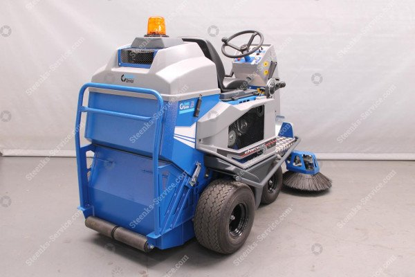 Ground cover floor sweeper Stefix 135   Image 9