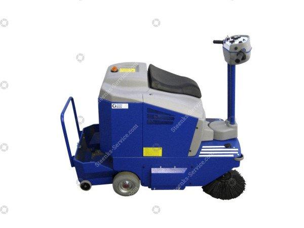 Floor sweeper Stefix 65   Image 2