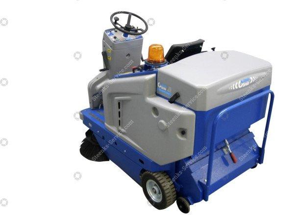 Floor sweeper Stefix 108 | Image 2