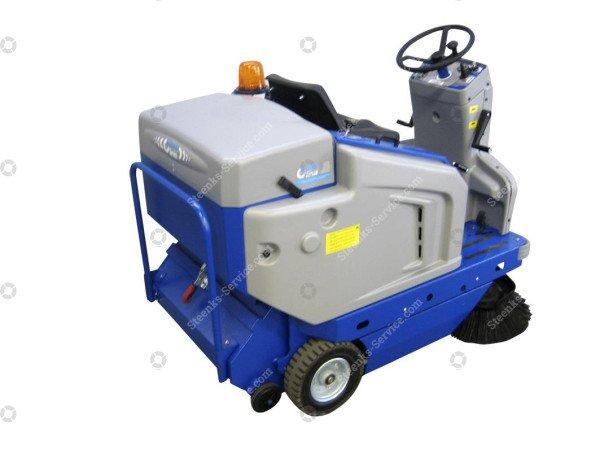 Floor sweeper Stefix 108   Image 4