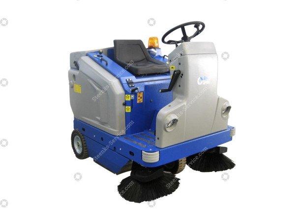 Floor sweeper Stefix 108   Image 7