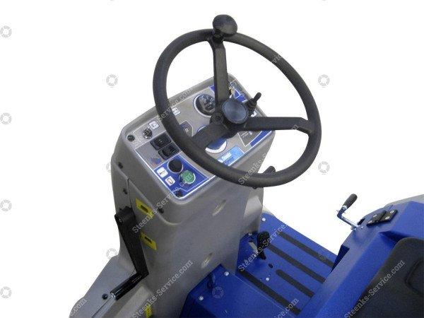 Kehrsaugmaschine Stefix 109 | Bild 4