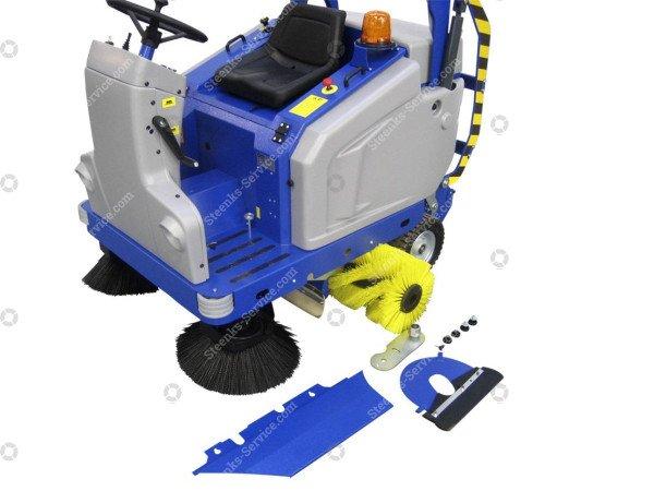 Veegmachine Stefix 109 | Afbeelding 5