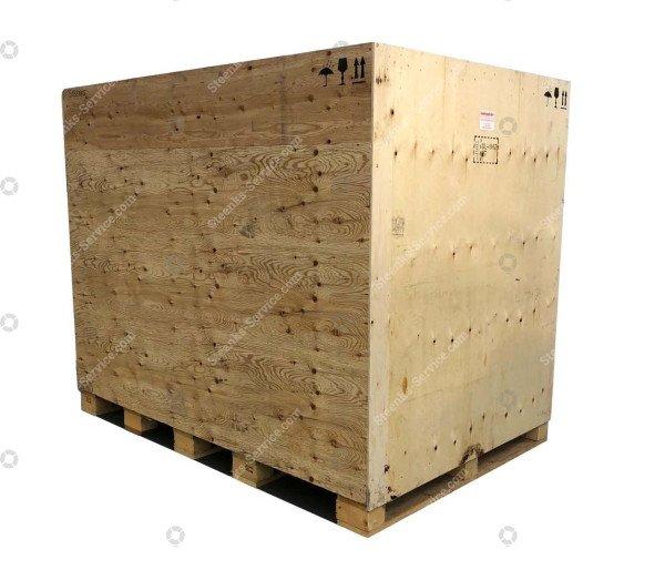 Exportkist voor Stefix 135