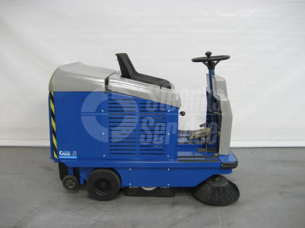 Floor sweeper Stefix 95 | Image 3