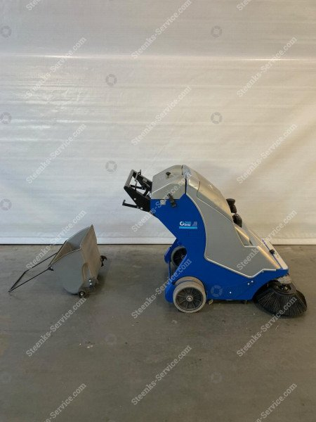 Ground cover floor sweeper Stefix 73 | Image 4