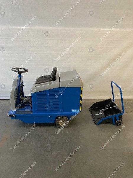 Floor sweeper Stefix 95   Image 5